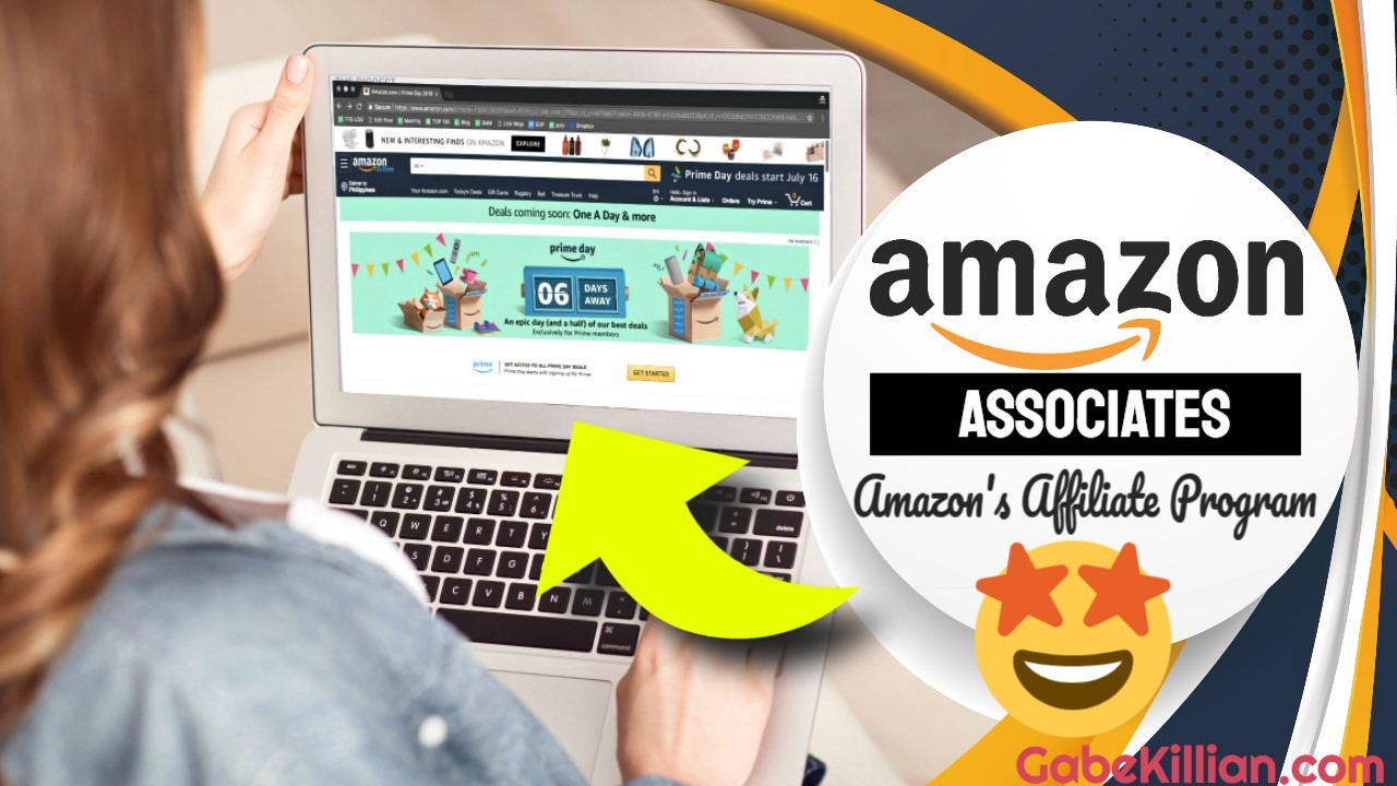 Affiliate Marketing: How To Become An Amazon Affiliate